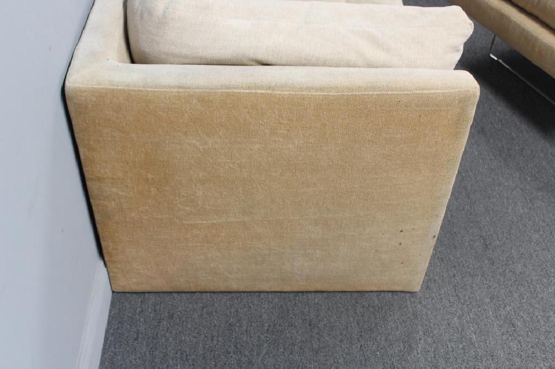 Midcentury Vladimir Kagan Omnibus Sectional Sofa. - 3
