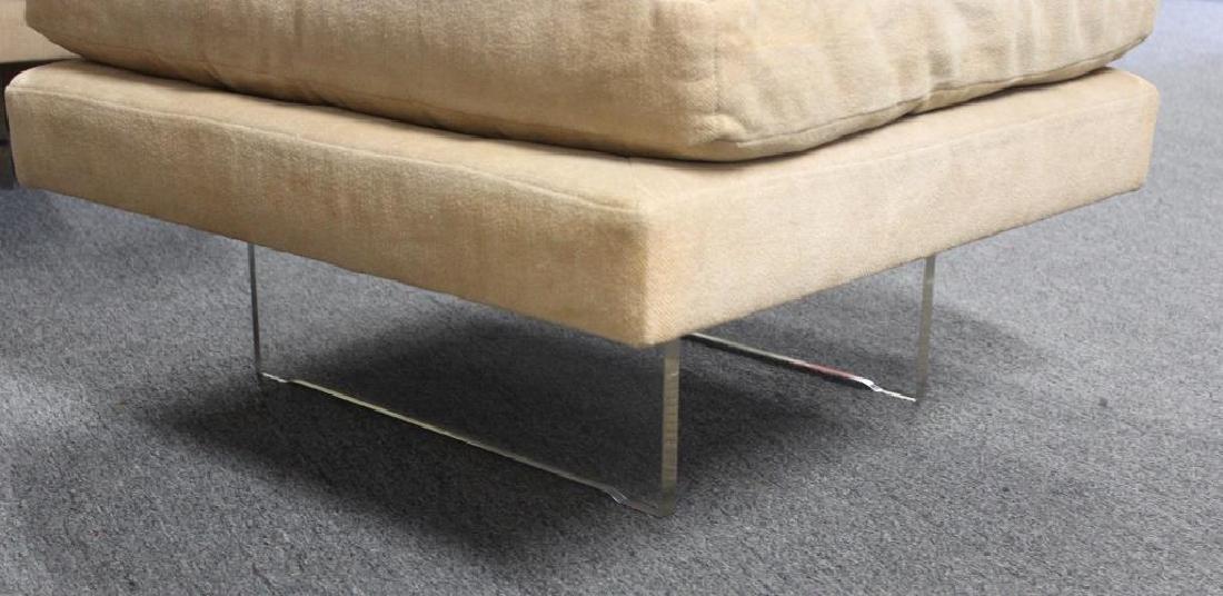 Midcentury Vladimir Kagan Omnibus Sectional Sofa. - 4