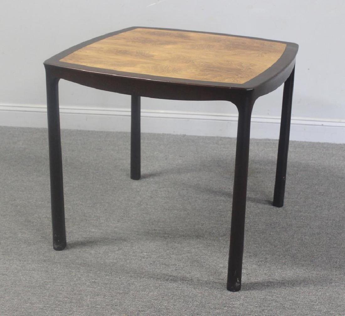 Midcentury Edward Wormley; Dunbar Table.