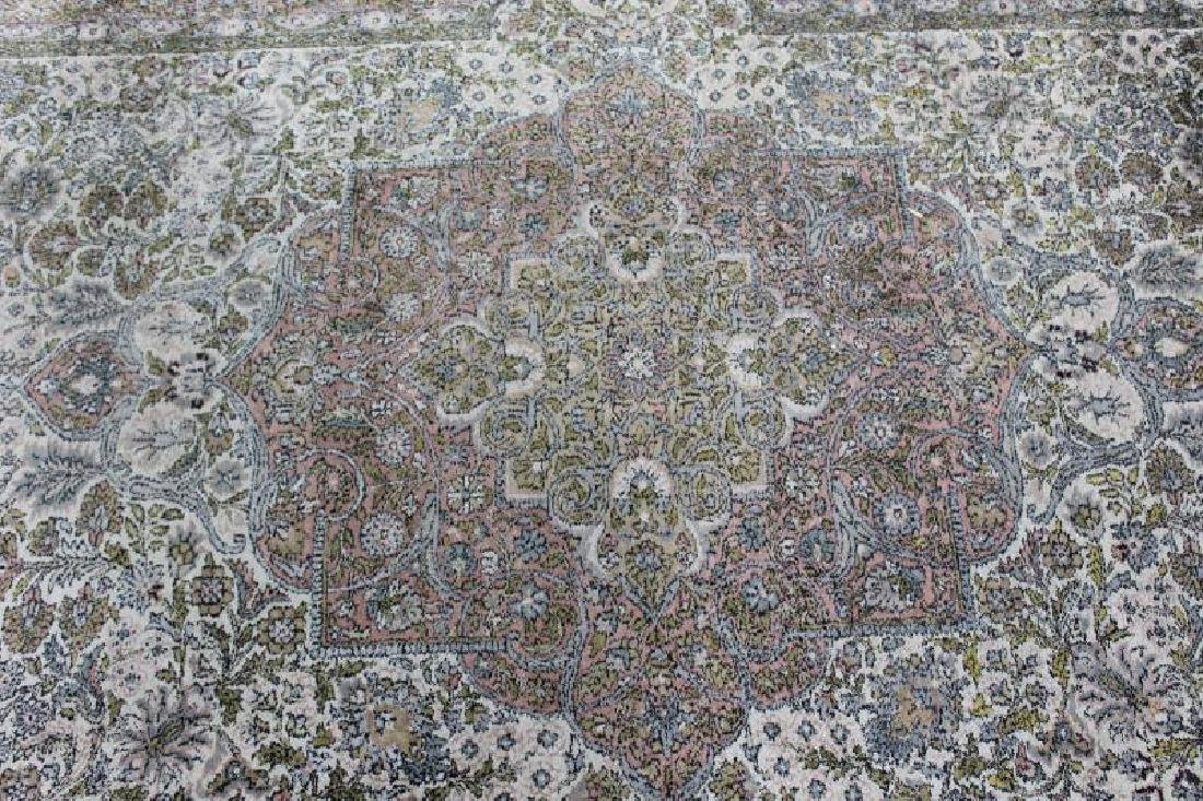 Vintage Finely Woven Handmade Carpet. - 2