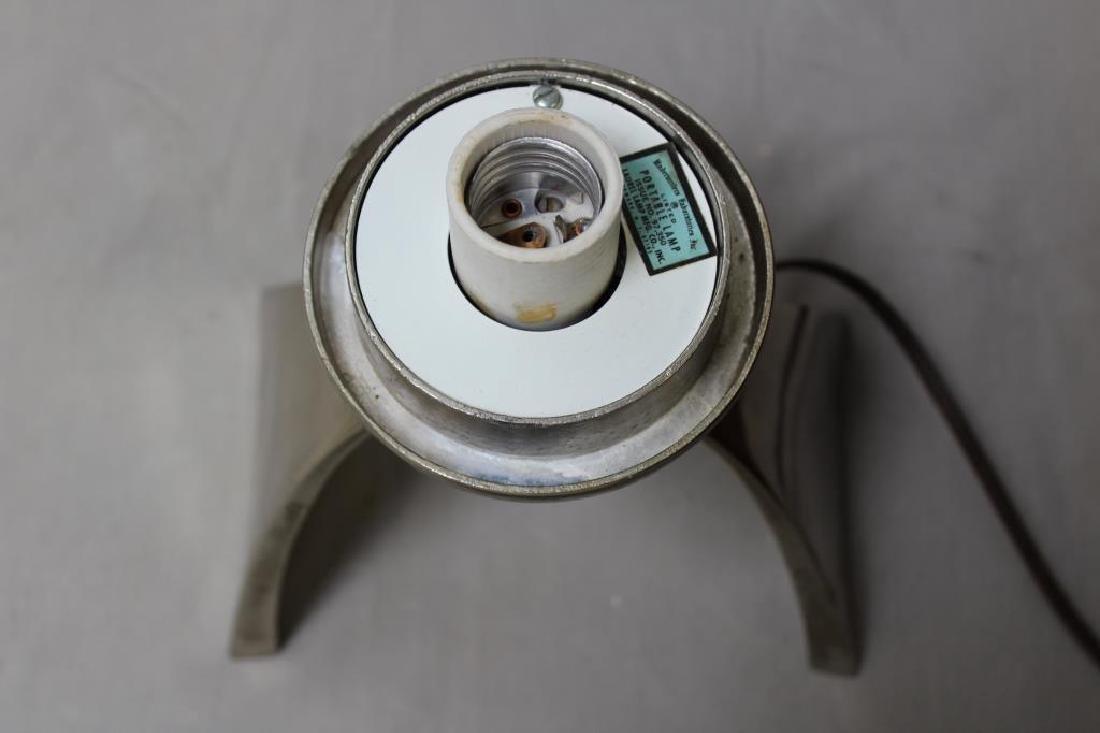 Midcentury Laurel Mushroom Lamp. - 3