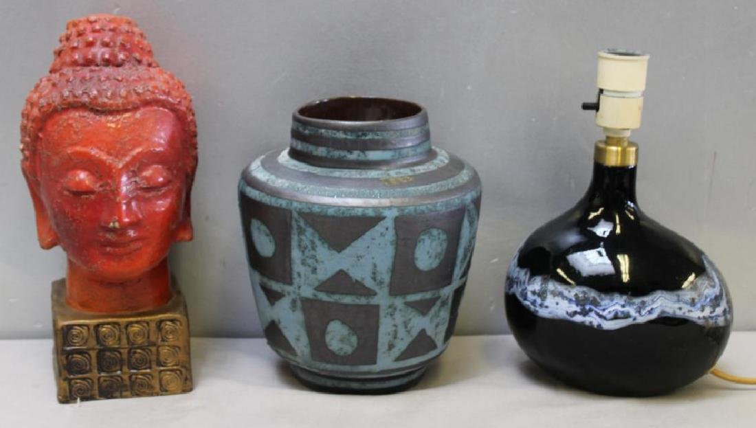 Midcentury Ceramics Lot Including Rosenthal.