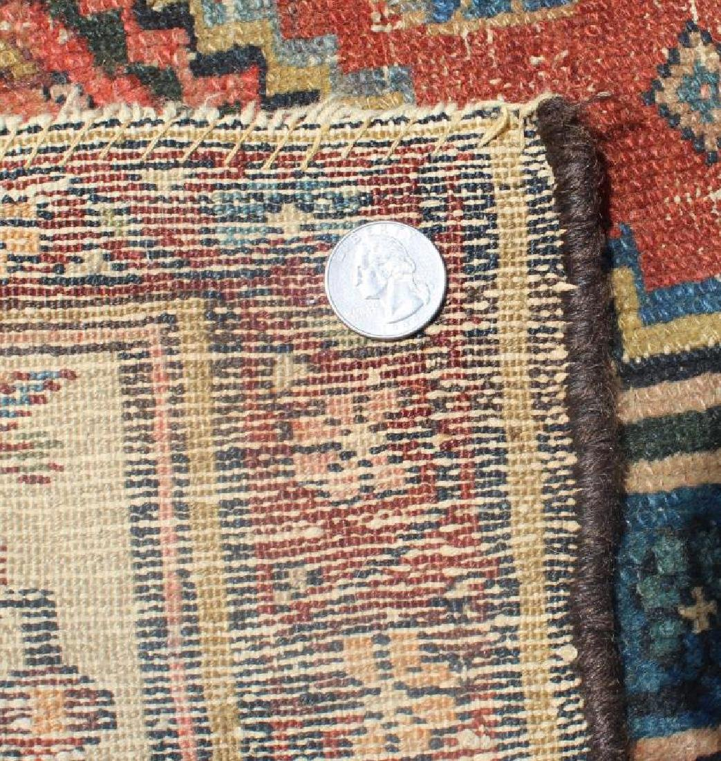 2 Antique and Finely Woven Area Rugs. - 4