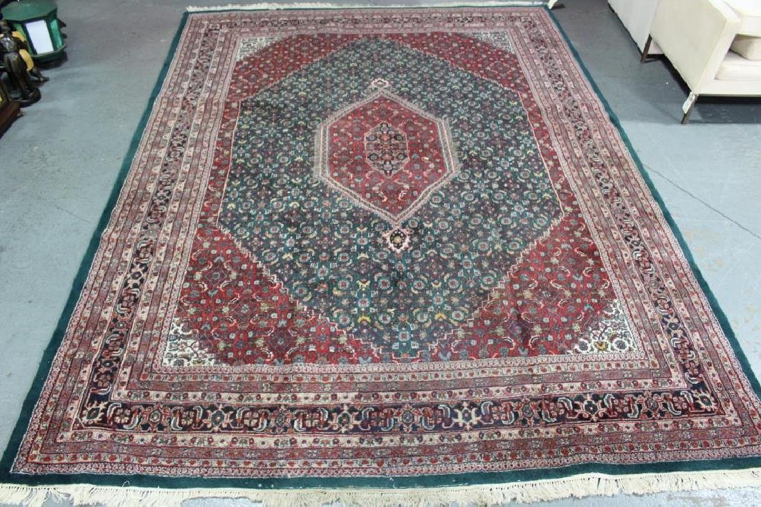 Vintage Finely Woven Roomsize Carpet