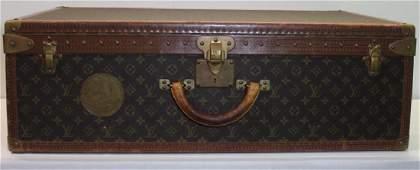 Large Vintage Louis Vuitton Hardcase Trunk