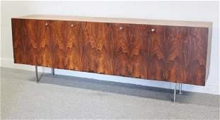 Midcentury Poul Norreklit Rosewood Sideboard