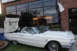 "Ford ""Thunderbird"" Convertible. 1965."