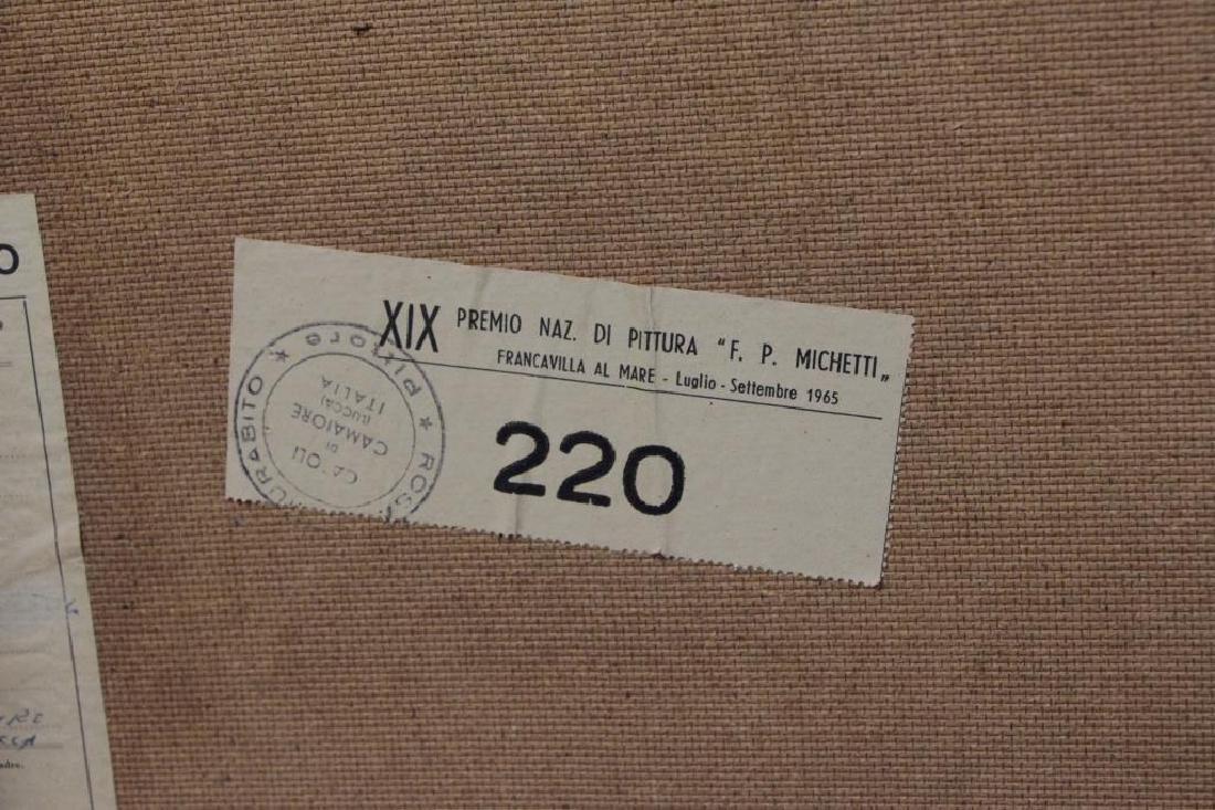 """MURABITO, Rosario. """"La Belle et La Bete"""" 1965. - 9"""