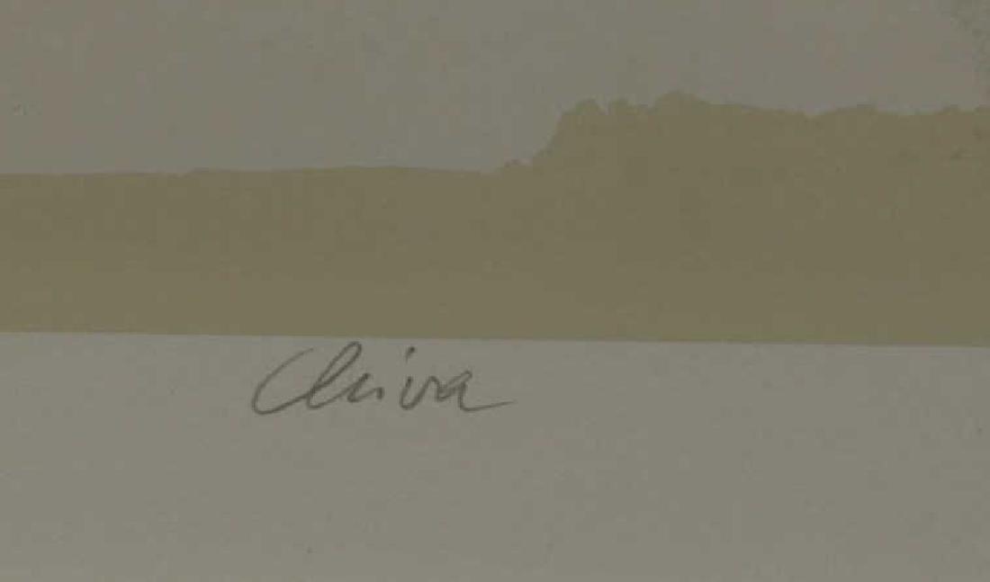 VICENTE, Esteban. Screenprint in Colors. - 5