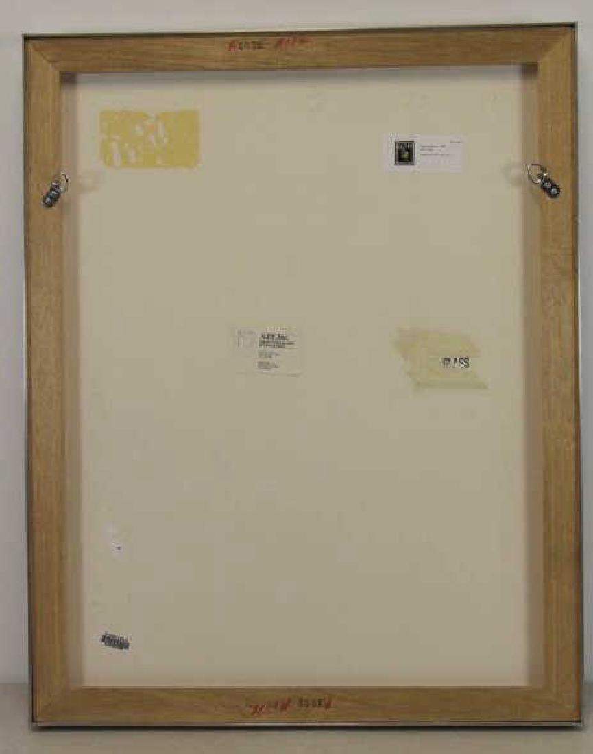KLEIMAN, George. Pastel on Black Paper. Untitled - 5