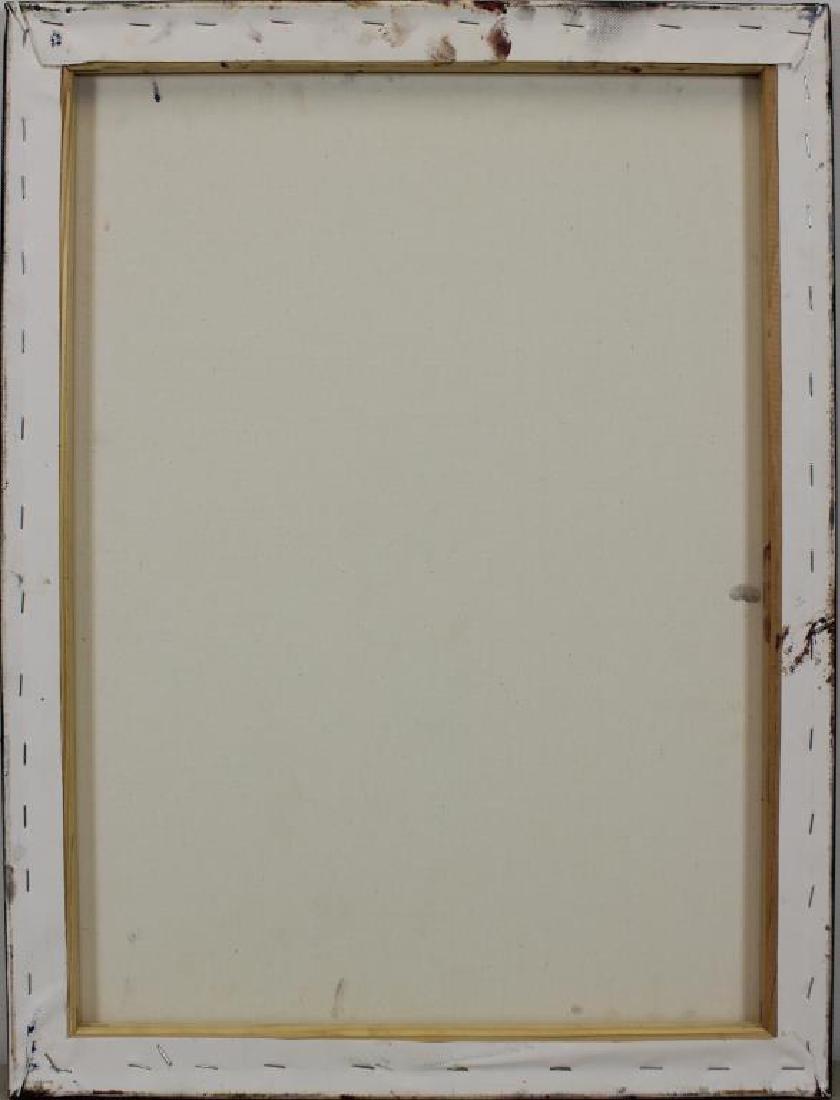 """ZWARENSTEIN, Alex. Oil on Canvas. """"Breaking Light"""" - 5"""