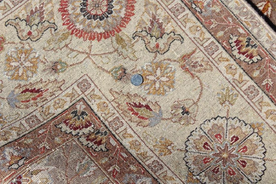 Vintage and Finely Woven Handmade Carpet. - 5