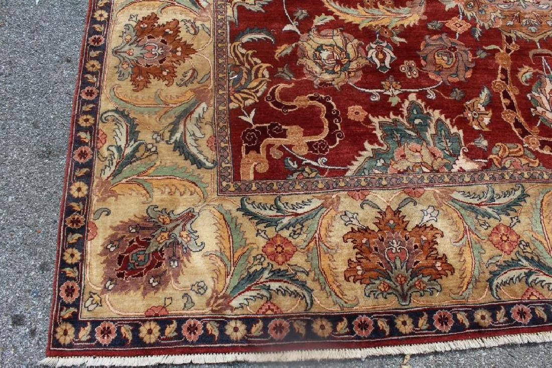 Large Antique and Finely Woven Handmade Carpet. - 3