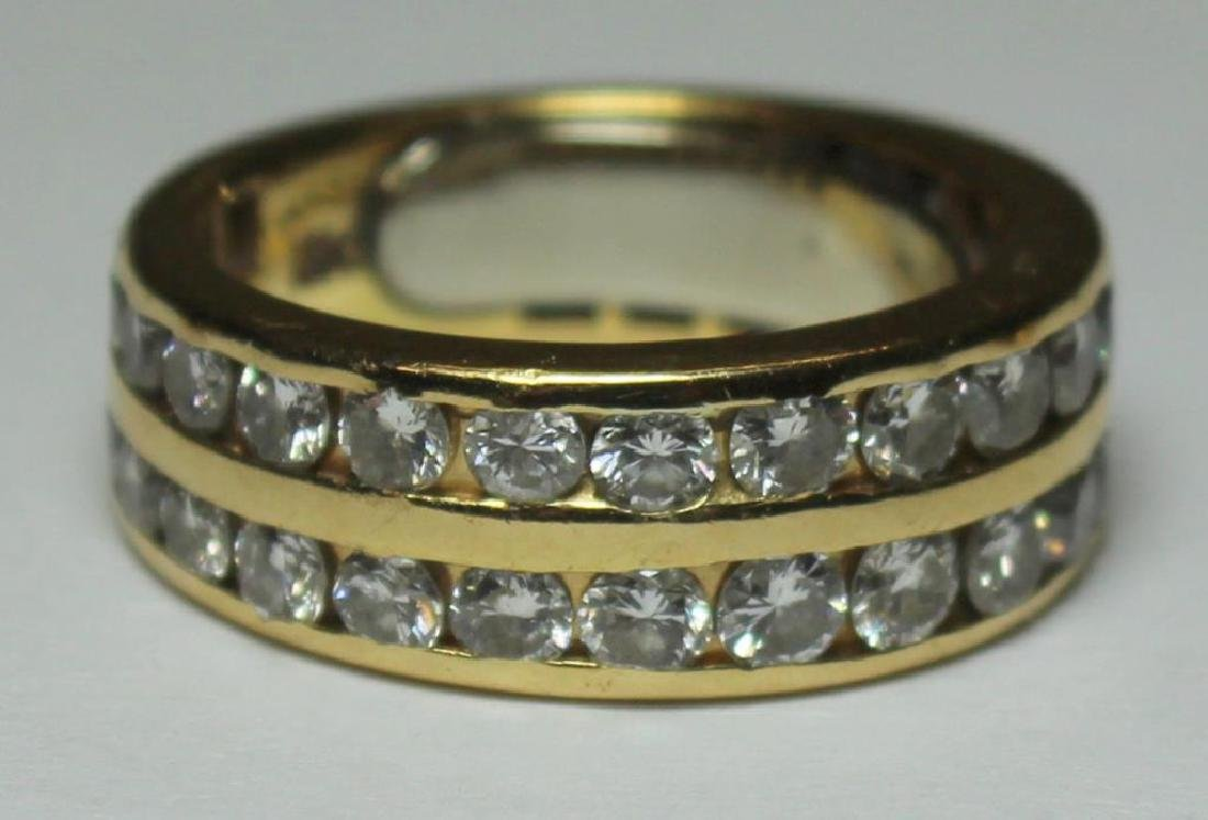 JEWELRY. Ladies Gold and Diamond Jewelry. - 5