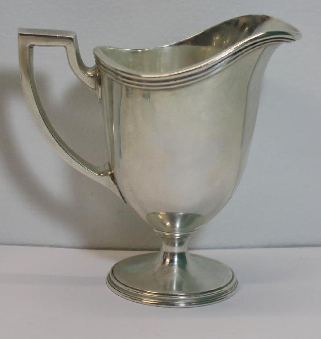 STERLING. Tiffany & Co. Sterling Tea Service. - 4
