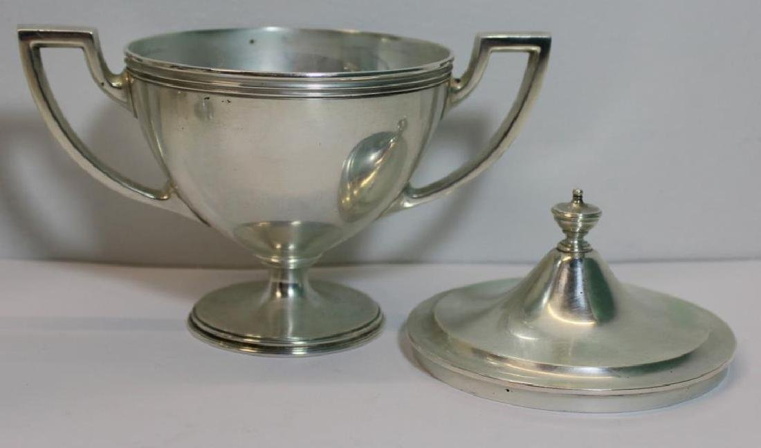 STERLING. Tiffany & Co. Sterling Tea Service. - 6