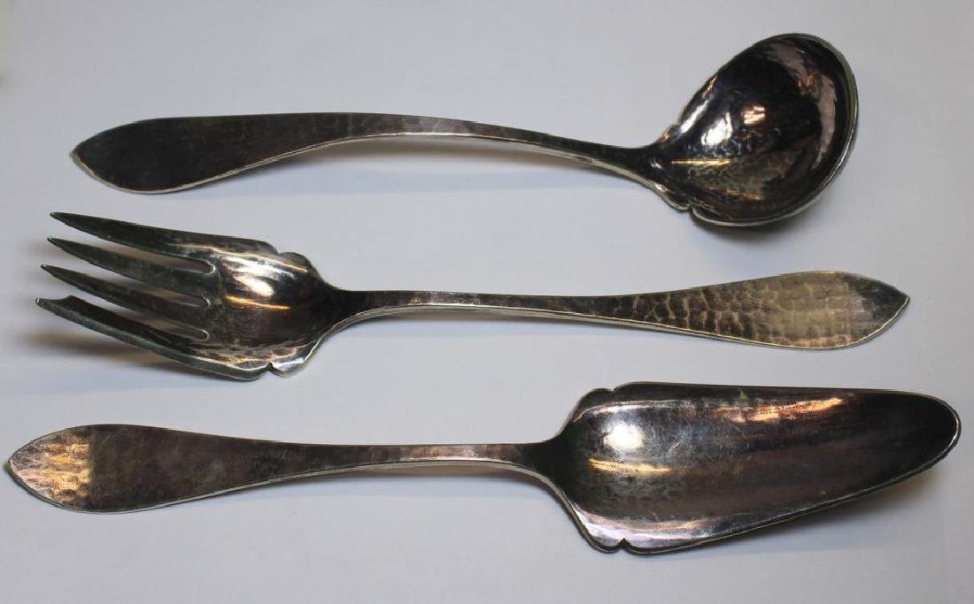 STERLING. Assorted Sterling Hollow Ware & Serving - 2