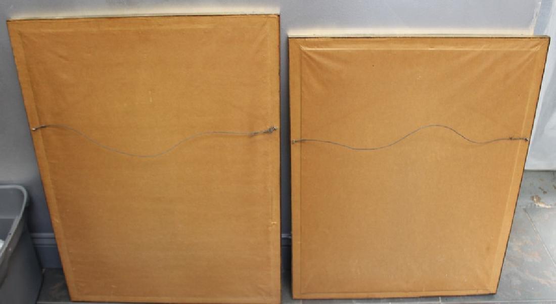 2 Framed Antique South East Asian Thangkas. - 8