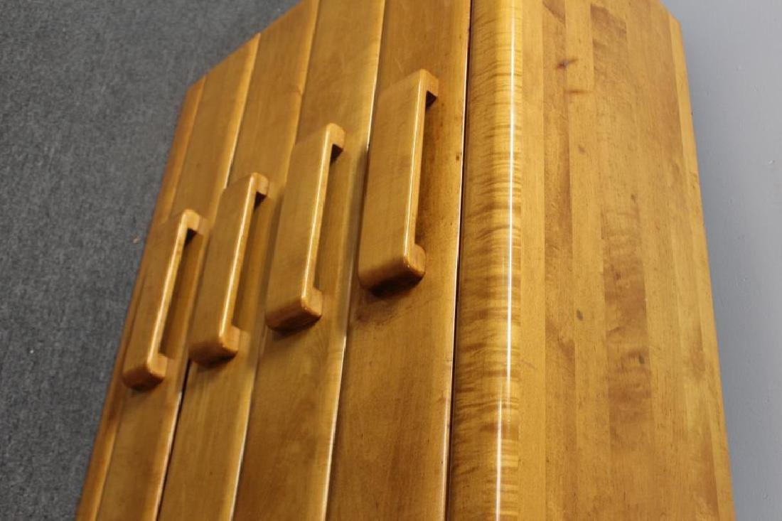 MIDCENTURY. Conant Ball American Modern Maple - 3