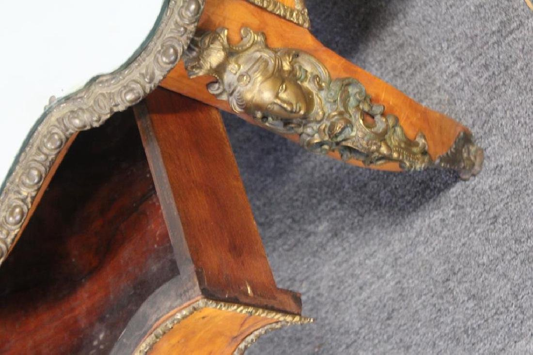 19 Century Bronze Mounted Center Table Cut - 3