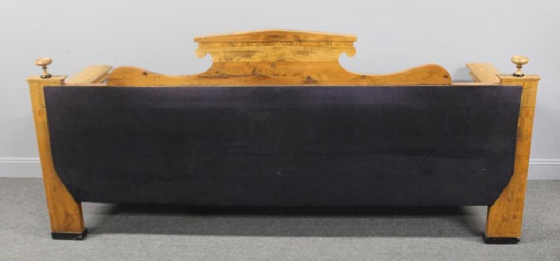 Classical Style Biedemeier Sofa. - 7