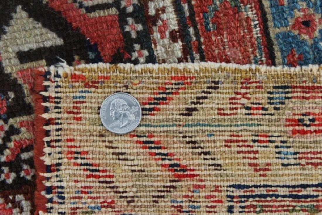 Antique and Finely Woven Kirman ? Carpet. - 6