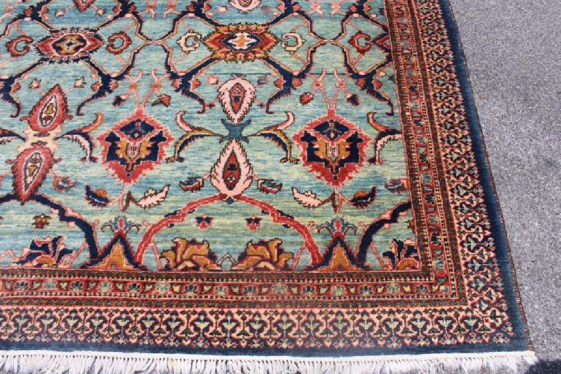 Vintage and Finely Woven Carpet with - 3