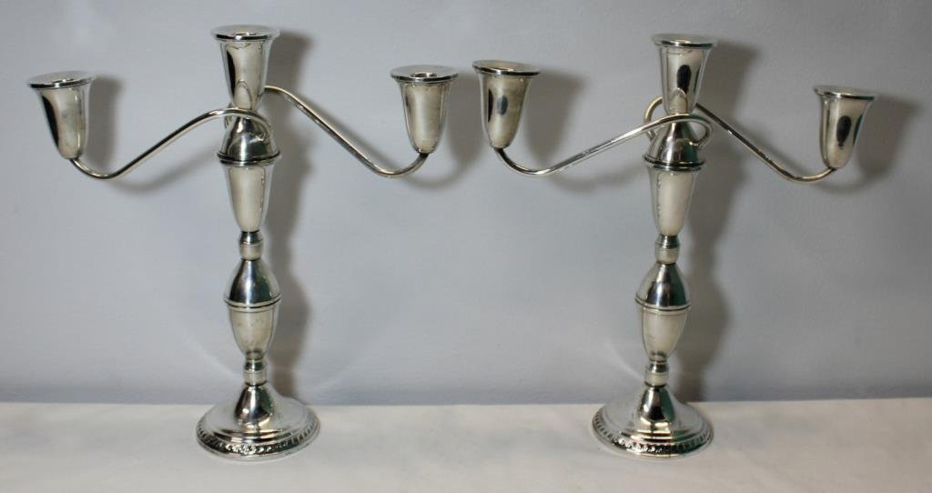 STERLING. Assorted Grouping of Silver. - 6