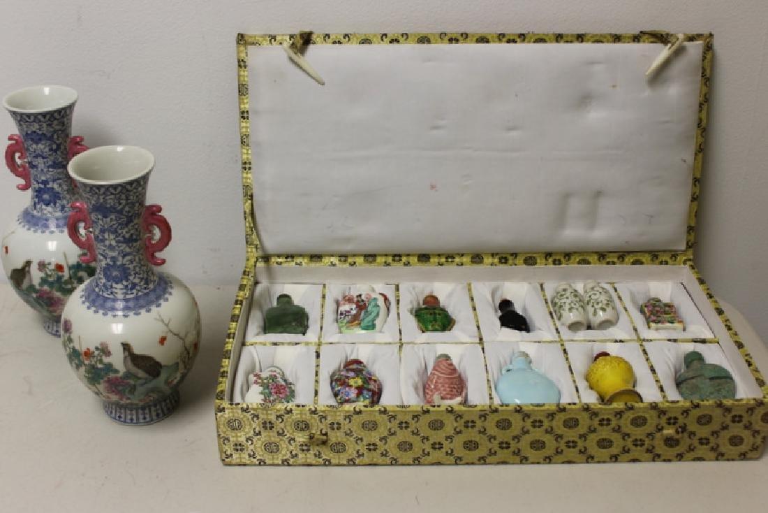 Vintage Lot of Chinese Porcelains.
