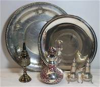 STERLING Assorted Grouping of Hollow Ware