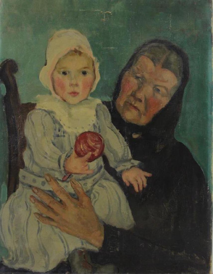 FREIIN Von Berlichengen-Jagsthausen, Marie.