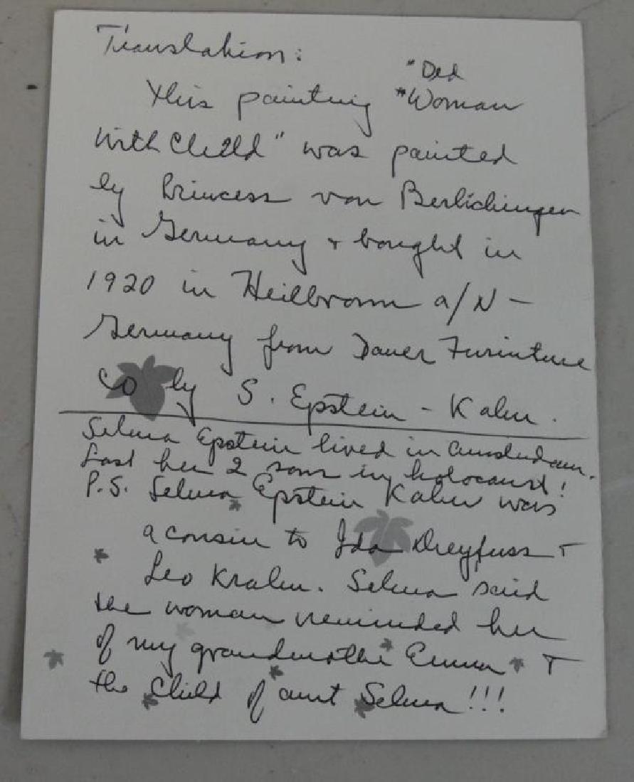 FREIIN Von Berlichengen-Jagsthausen, Marie. - 4