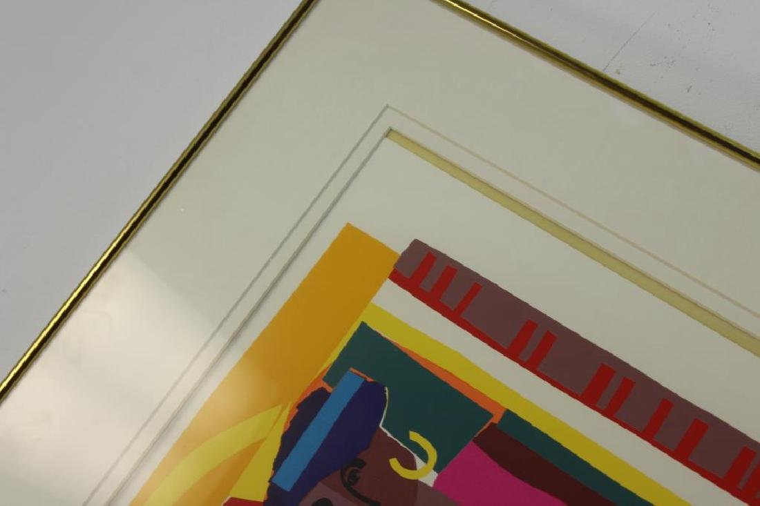 "MCNEILL, Lloyd. ""Rainbow People"". 1991. - 6"