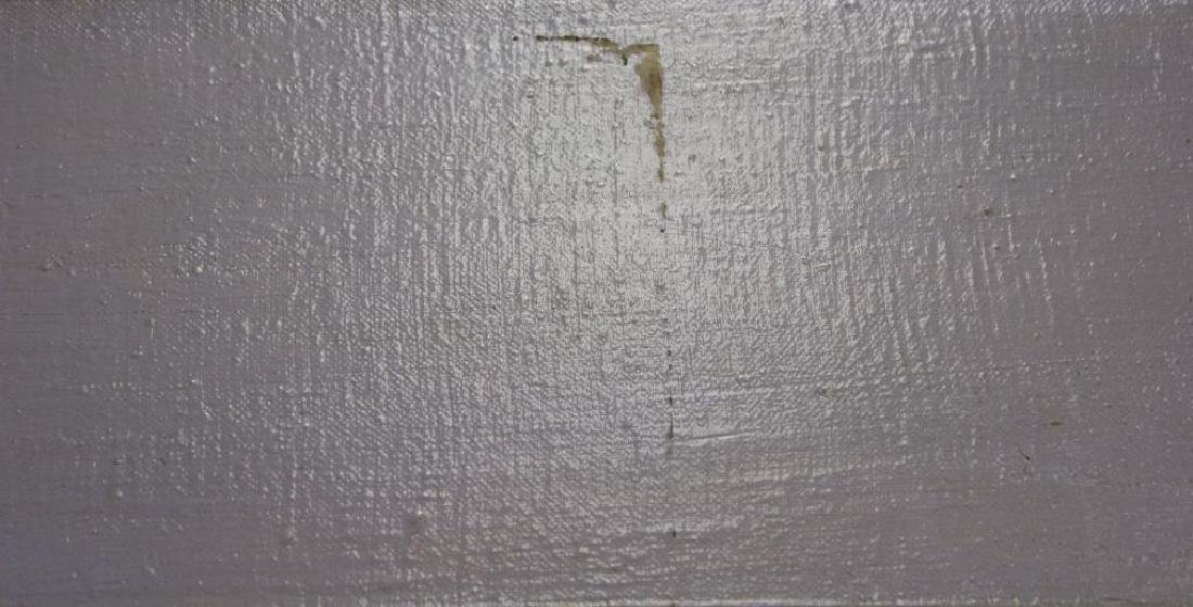 GARDNER PREMINGER, Mary. Oil on Canvas. Abstract. - 5