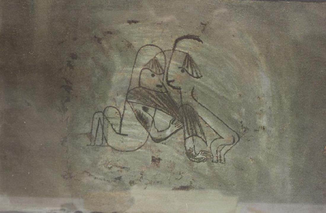 "KLEE, Paul. After. Lithograph. ""Clas Paar In"