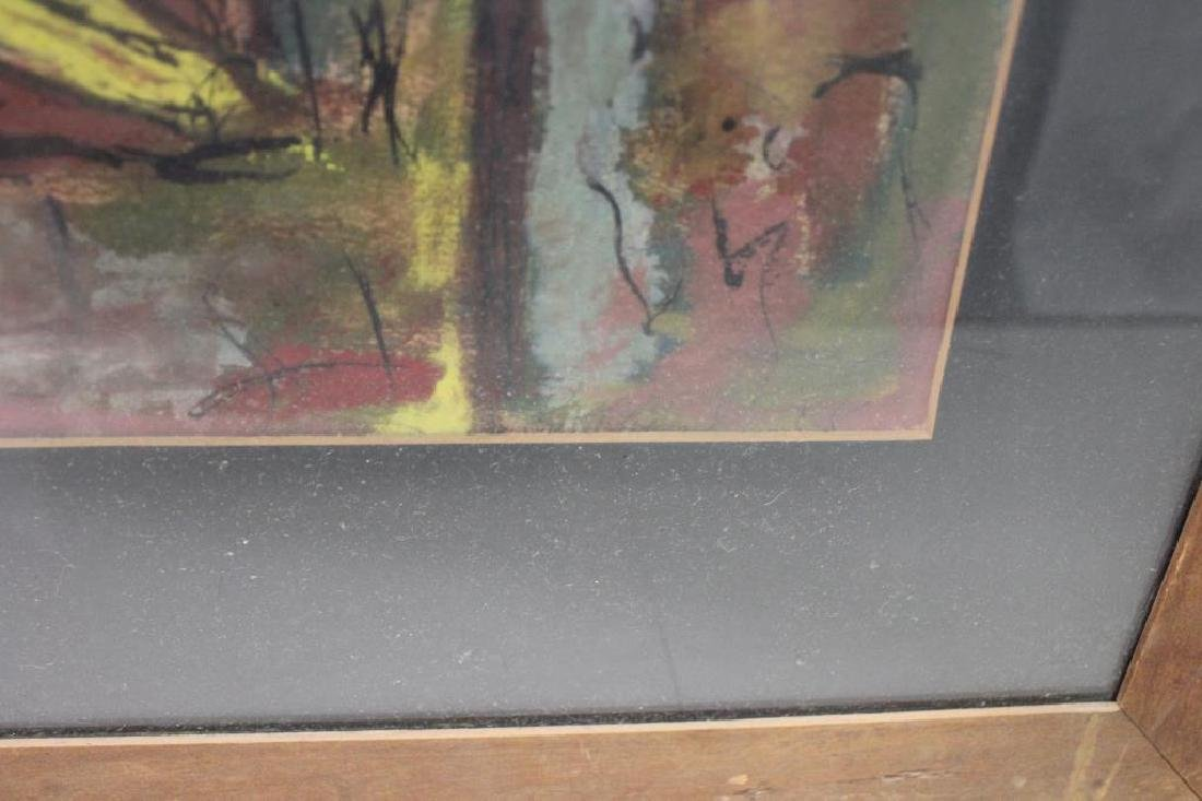 STEPHEN, Joy. Oil On Paper. - 4