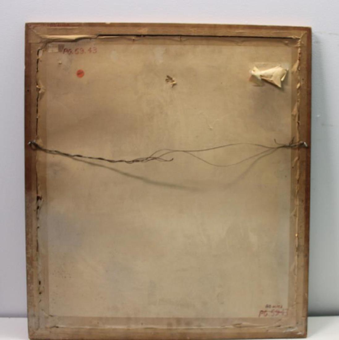STEPHEN, Joy. Oil On Paper. - 5