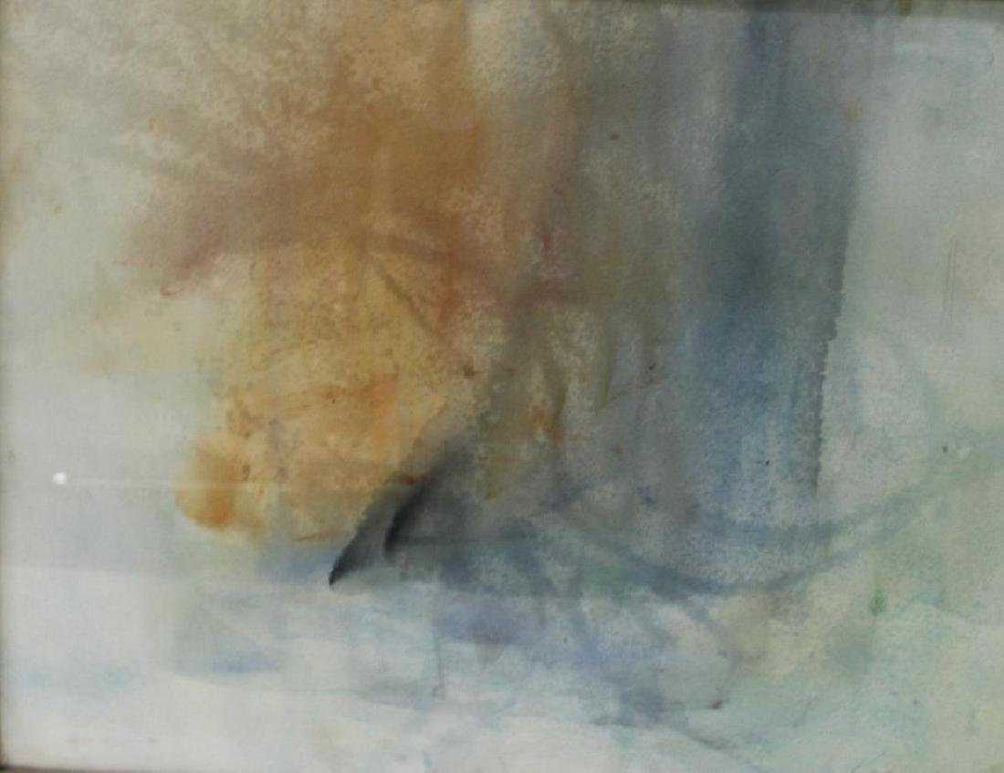KEPHART. Watercolor. Abstract