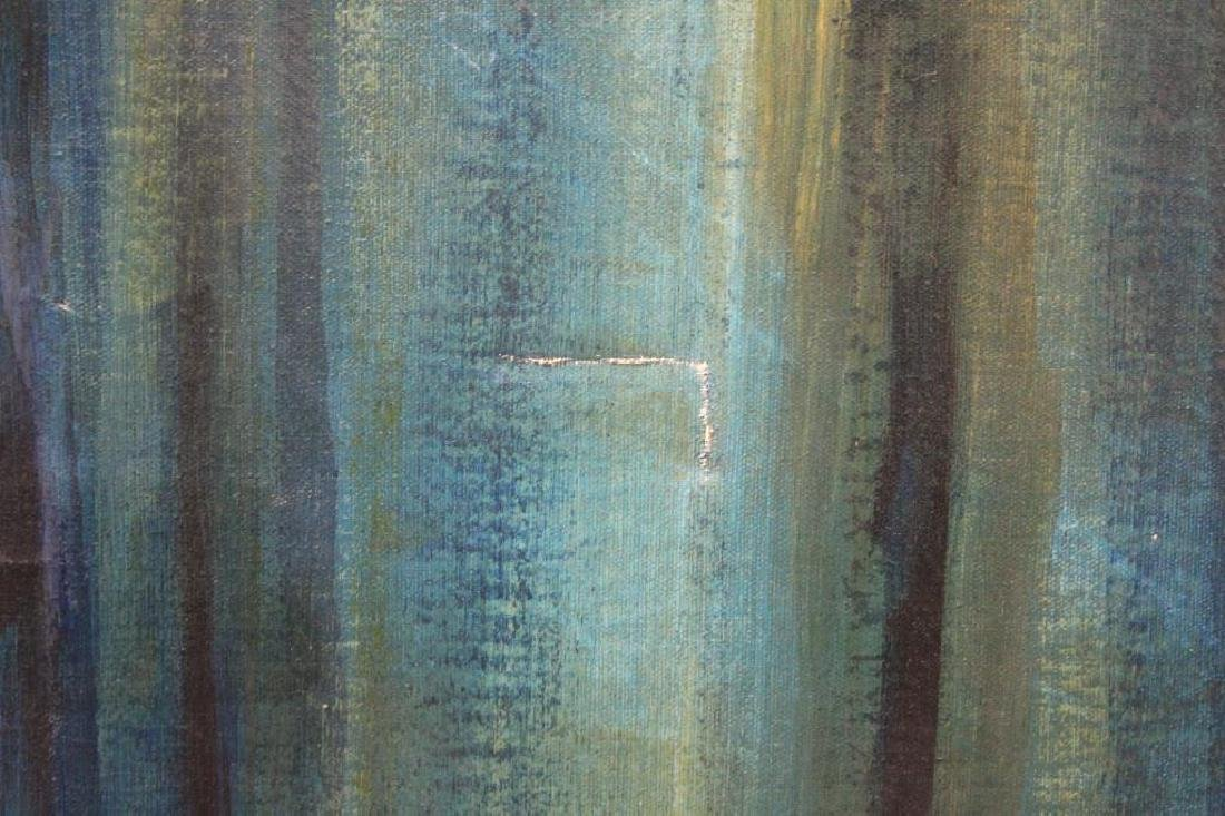RICARDI. Oil on Canvas. Abstract. - 4