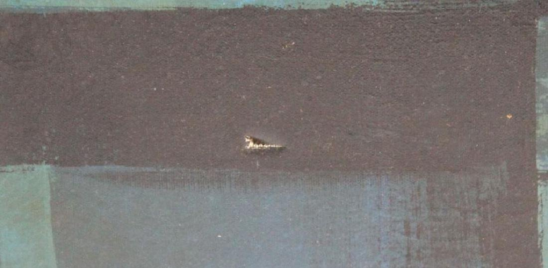 RICARDI. Oil on Canvas. Abstract. - 6