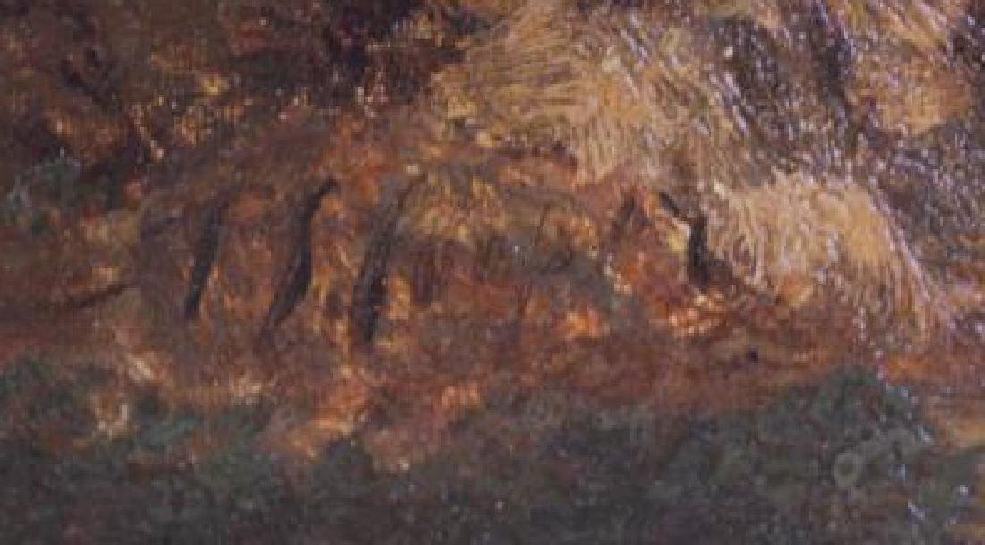 COOPER, Thomas Sidney. Oil on Canvas. Drovers - 8