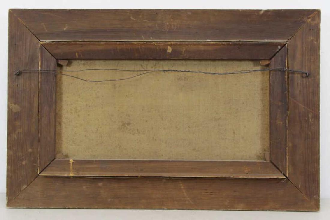CARY, William De La Montagne. Oil on Canvas. Fish. - 5