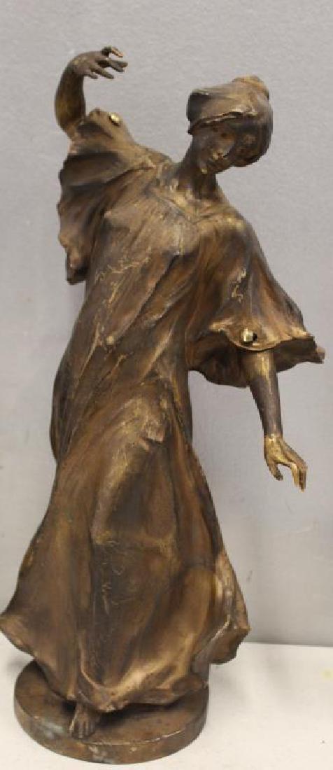 Grouping Of Antique Bronze Sculptures . - 3