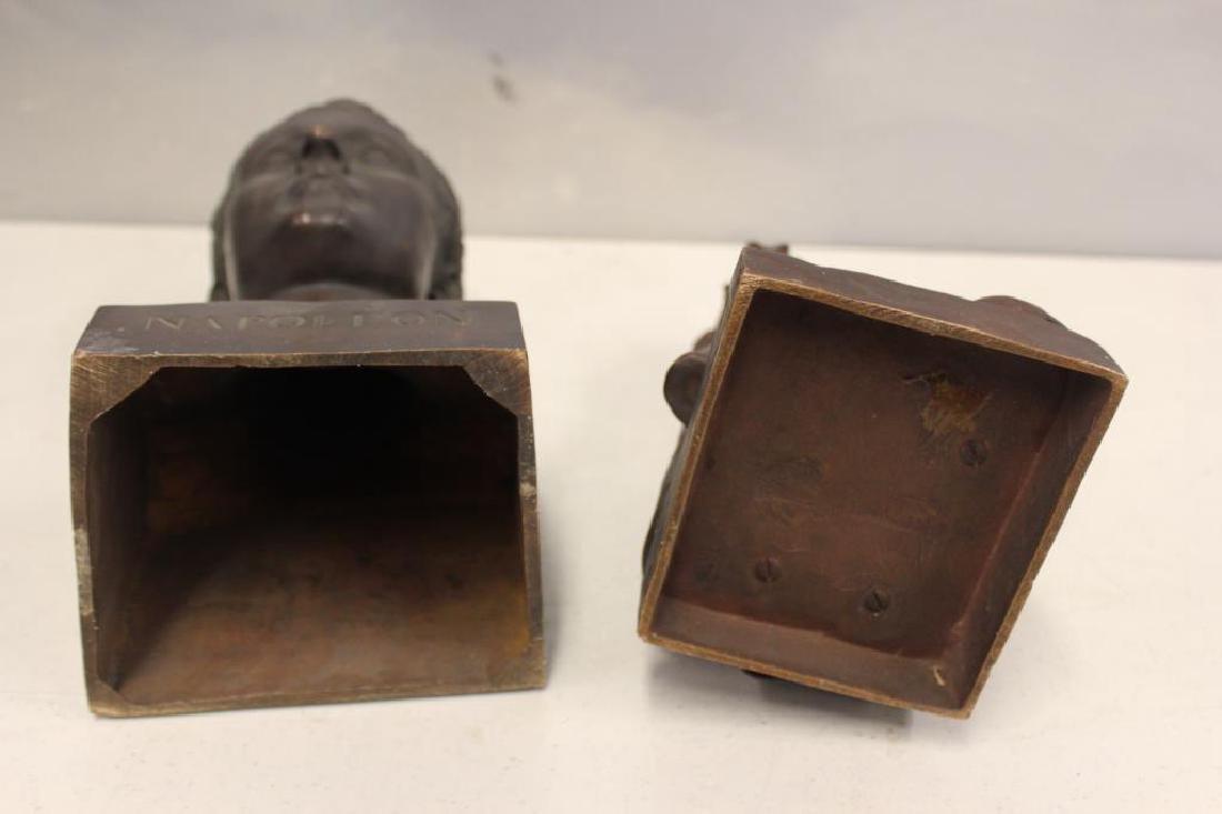 2 Henry Bonnard Foundry Bronze Sculptures . - 5