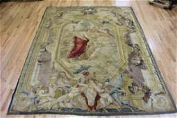 Magnificent Antique Continental Tapestry