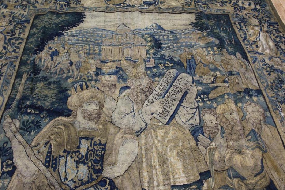 Magnificent Antique  Continental Tapestry - 2