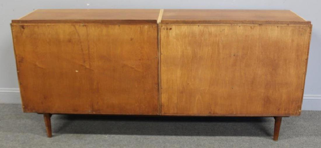 BAKER. Signed Midcentury Chests on Stand. - 2