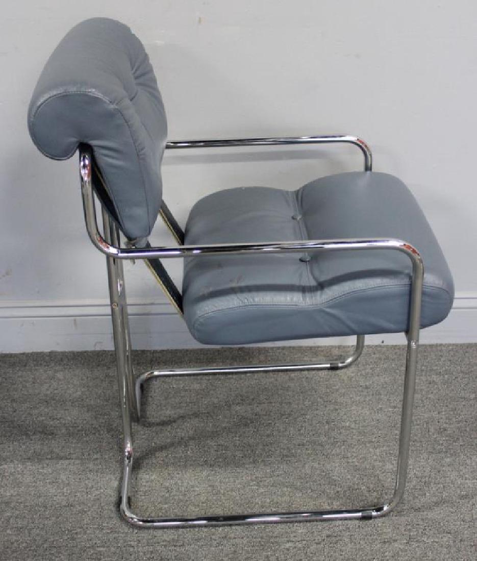 "Guido Faleschini. Set of 6 ""Tucroma"" Chairs. - 5"