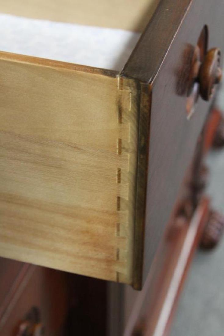 Ralph Lauren Mahogany Multi Drawer Cabinet - 3