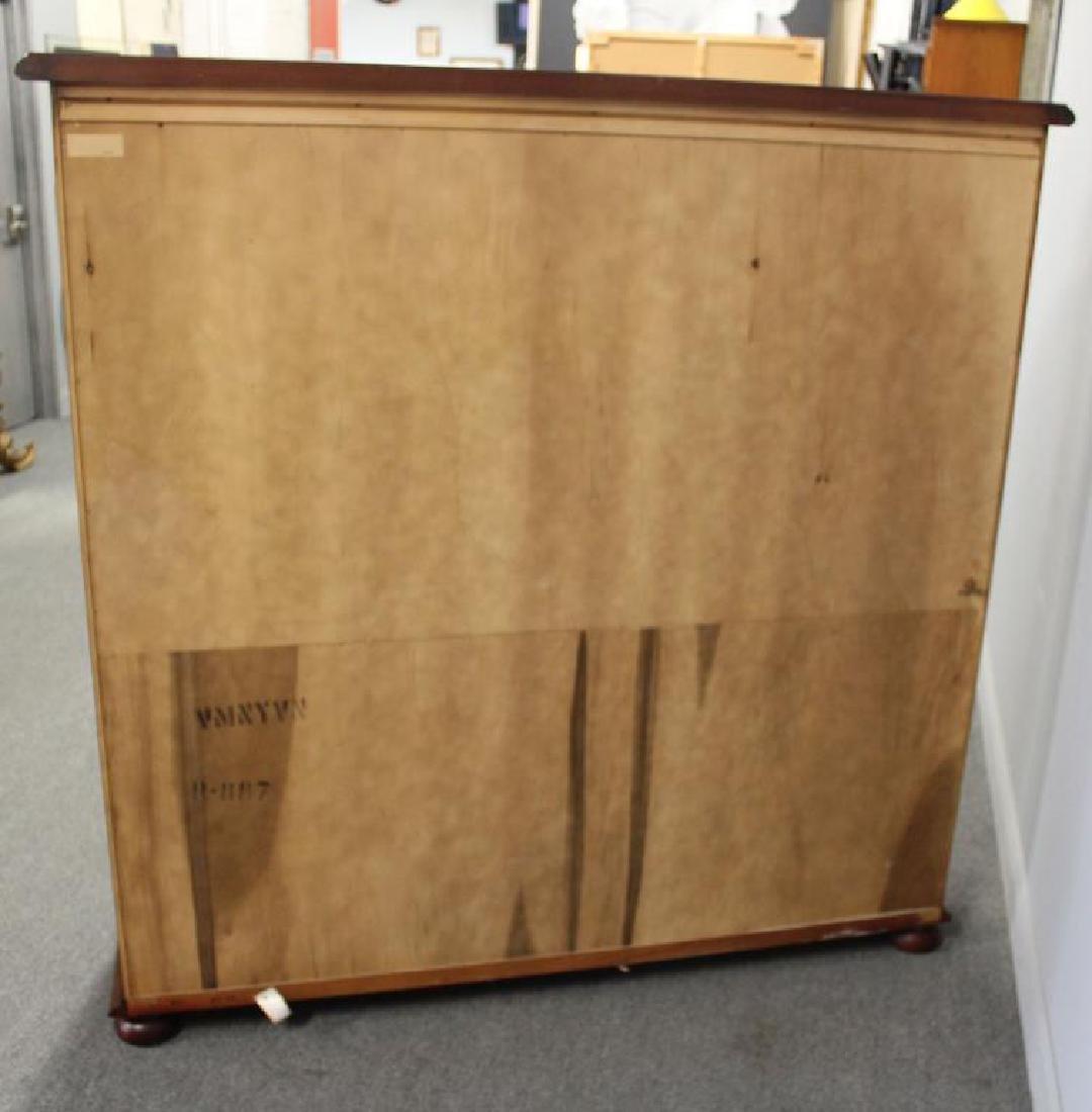 Ralph Lauren Mahogany Multi Drawer Cabinet - 8